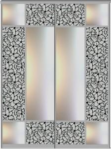 Две двери вариант №3