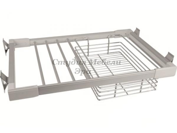Выдвижные элементы для внутреннего наполнения шкафа купе