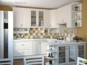 Кухня эмаль №01
