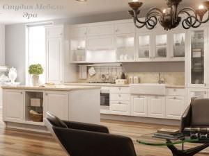 Кухня эмаль №02