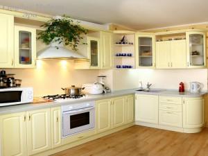 Кухня эмаль №04