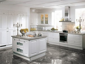 Кухня эмаль №05