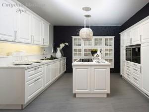 Кухня эмаль №06
