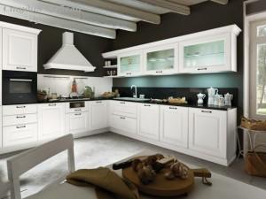 Кухня эмаль №11