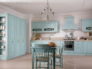 Кухня эмаль №13