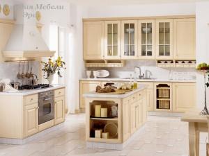 Кухня эмаль №18