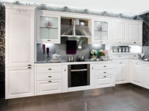 Кухня эмаль №21