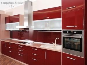 Кухня эмаль №27
