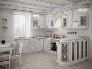 Кухня эмаль №28