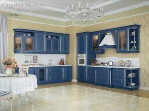 Кухня эмаль №30