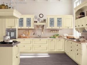 Кухня эмаль №31