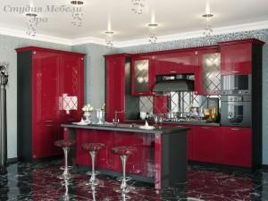 Кухня эмаль №32