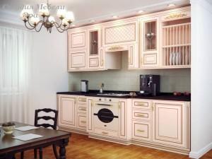 Кухня эмаль №33