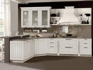 Кухня эмаль №34