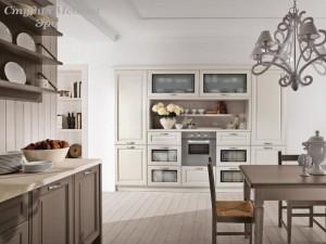 Кухня эмаль №36