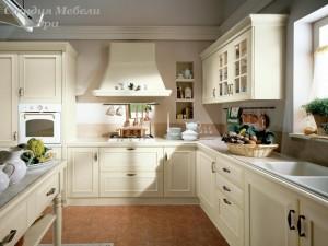 Кухня эмаль №37