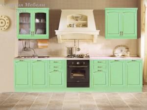 Кухня эмаль №41