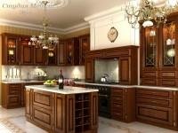 Кухня Массив №01