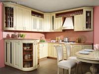 Кухня Массив №02