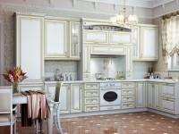 Кухня Массив №07