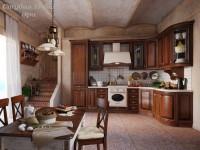 Кухня Массив №13