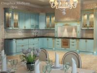 Кухня Массив №16