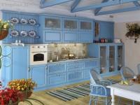 Кухня Массив №34