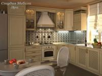 Кухня Массив №43