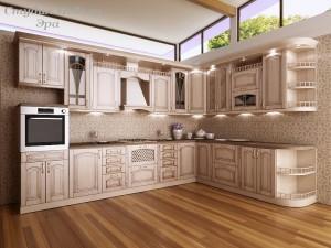 Кухня с патиной №03