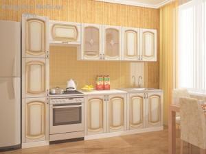 Кухня с патиной №04