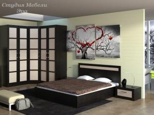 Спальная комната №45