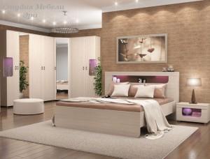 Спальная комната №24