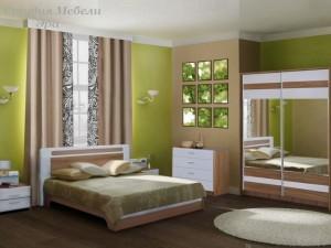 Спальная комната №41