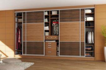Встроенные шкафы-купе