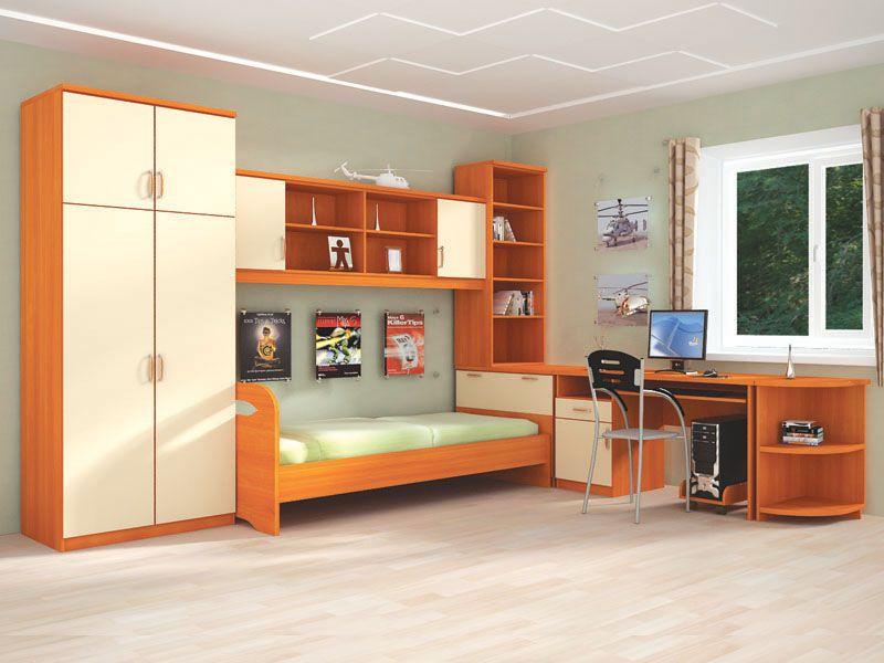Детские комнаты для самых маленьких дизайн