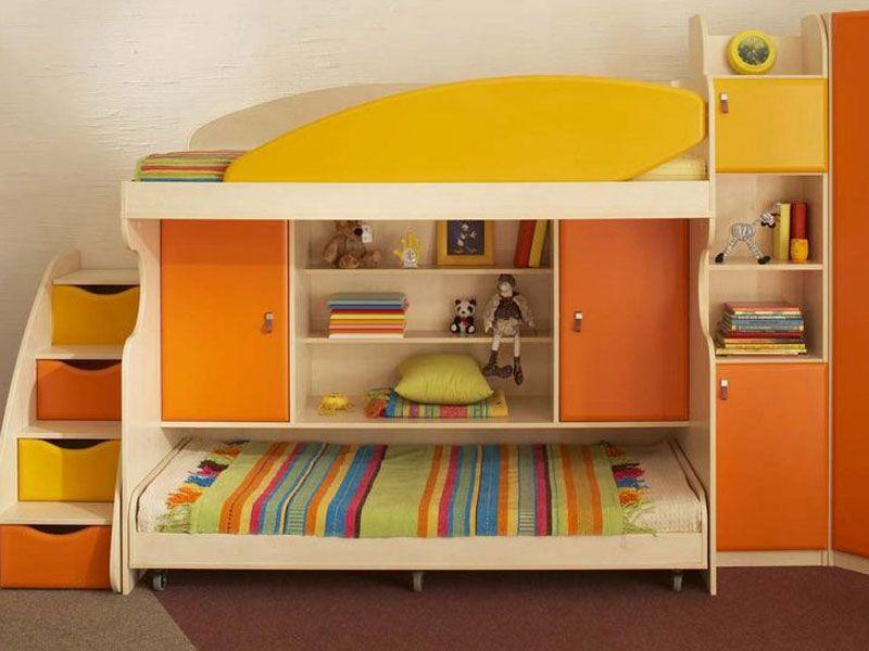 Детская мебель двухъярусные кровати фото